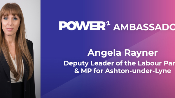Angela Rayner becomes a Power2 Ambassador
