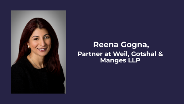Volunteers' Week: Reena Gogna, the latest appointment to our Board of Trustees