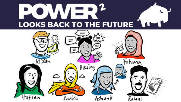 Look Back to the Future – a youth-led panel discussion from Power2