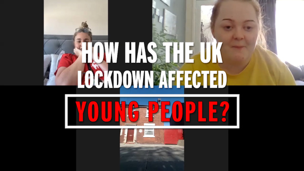 Daily Mirror features our Life in Lockdown conversations with young people